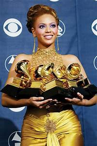 Beyonce won 5 awards at the 46th grammy awards in 2004 ...