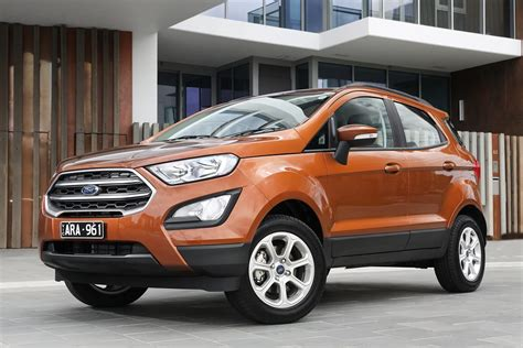 ford trend ford ecosport trend 2018 review snapshot carsguide
