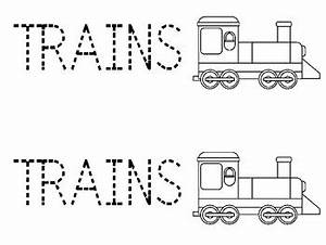Freight Trains: A Preschool Unit of Basic Concepts and ...