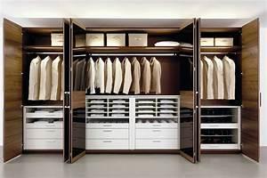 Dressing Ikea Prix : dressing ouvert ou ferm conseils et prix ooreka ~ Teatrodelosmanantiales.com Idées de Décoration