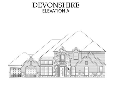 Devonshire ? Windsor Homes Texas