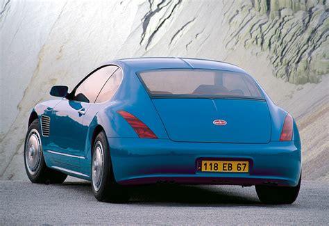 bugatti eb  concept specifications photo price