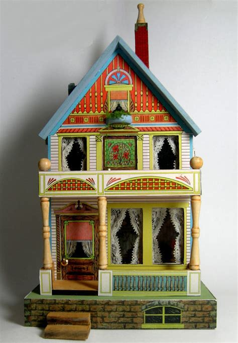 scale bliss houses miniature dollhouse kits