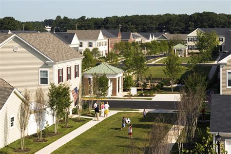 Crc Companies  Fort Belvoir Military Family Housing