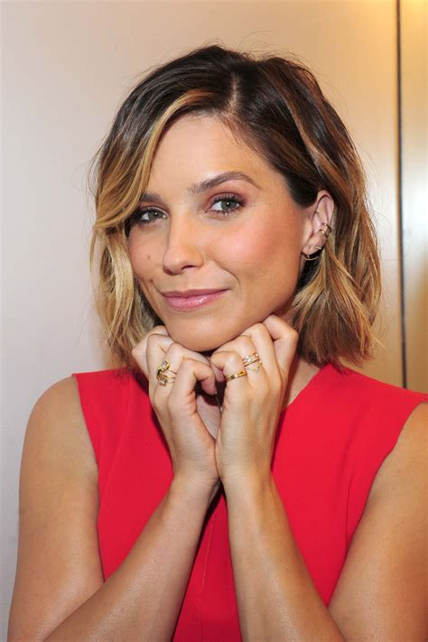 Sophia Bush At Nbc Studios In Nyc September 2015