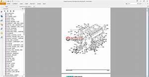 Kubota Excavator K008 Alpha Parts Manual