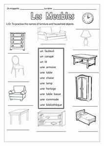 Les Meubles De Maison : french les meubles et les pi ces de la maison by labellaroma teaching resources tes ~ Teatrodelosmanantiales.com Idées de Décoration