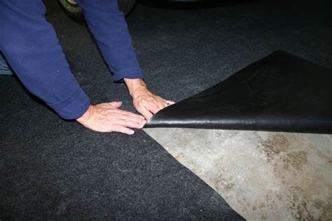 Garage Floor Mats   RPM Drymate   Waterproof Products for