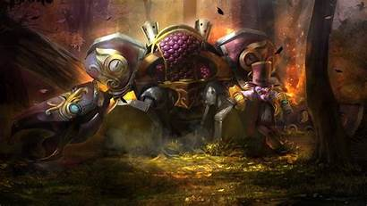 Dota Wallpapers Immortal Goblin Robot Timbersaw Background
