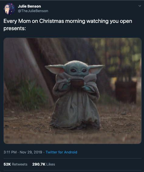 30 Funny Baby Yoda Memes Barnorama