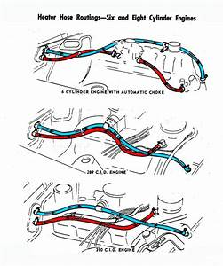 31 Heater Hose Diagram  C3 Corvette Heater Control Vacuum Diagram  C3  Free Engine