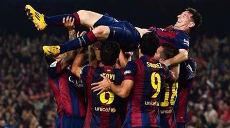 Lionel Messi's Hat Trick Makes Him La Liga's All-Time ...