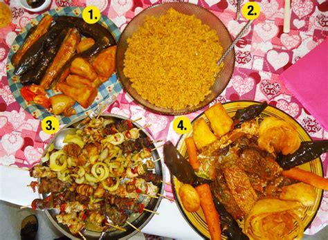 ma cuisine orientale cuisine africaine recettes orignales d 39 un repas de fêtes pour 12 personnes
