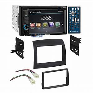 Planet Audio Car Radio Stereo Dash Kit Harness For 2004