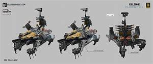 Concept Art | Killzone Shadow Fall - Art Of The Game