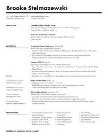 3 different forms of resumes redesigns a reader s resume
