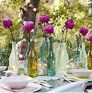Garden Party Decoration Ideas by Dinner Party Table Setting Ideas