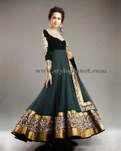 country chic wedding stylish and indian designers frocks stylo planet