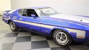 1961 CHA 1973 Mustang Mach 1 - YouTube