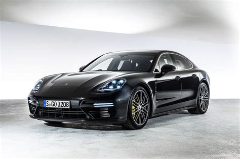porsche car panamera 2017 porsche panamera first look review motor trend
