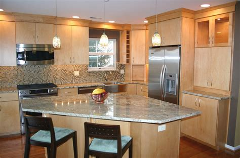 12 Best Of Kitchens With Light Maple Cabinets