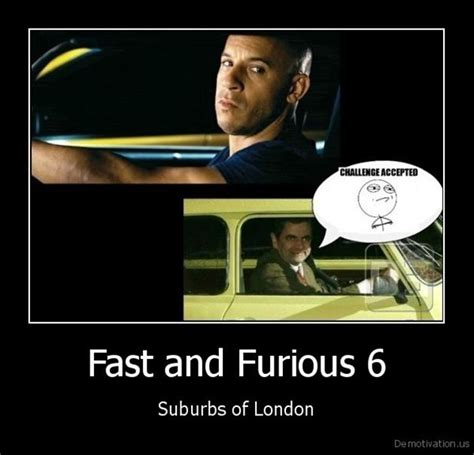 Fast And Furious Meme - vh demotivation posters auto 275545