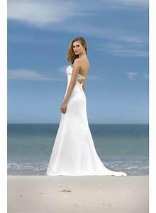 white beach wedding dresses pictures ideas guide to With white beach wedding dresses