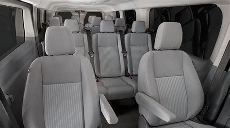 Ford Excursion Seating Diagram by 2016 Ford Transit Review