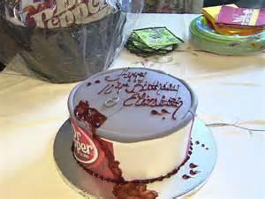 Dr. Pepper Cake