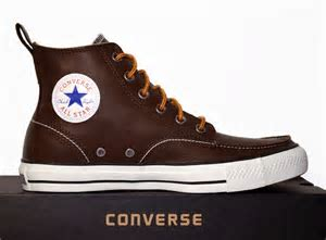 CONVERSE SCHUHE CHUCKS CT ALL STAR HI CLASSIC BOOT BRAUN