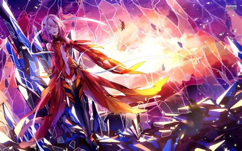 Anime Wallpaper Guilty Crown - guilty crown wallpaper 1920x1200 59395