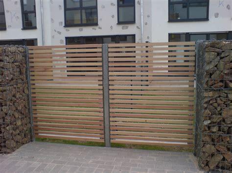 Zaun Holz Metall by Tore Und Einfriedungen Aus Metall 187 Mainlink