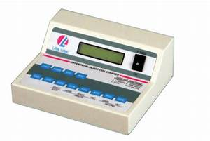 Manual Differential Blood Cell Counter  For Hospital  Rs
