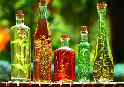 Oil Olive Herbs Wallpapersafari Wallpaperup