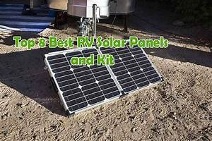 Best Rv Solar Panels And Kits  U2013 Ultimate Guide 2020
