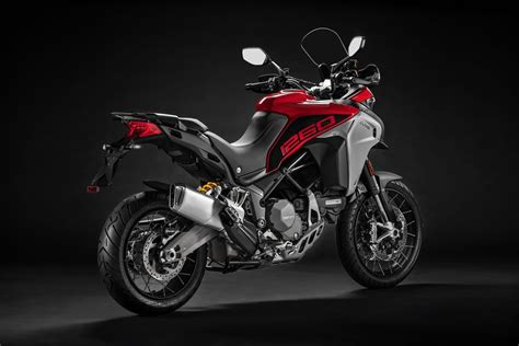 ducati multistrada 1260 2019 ducati multistrada 1260 enduro updated look 13 fast facts