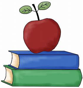 Best Teacher Apple Clipart Image