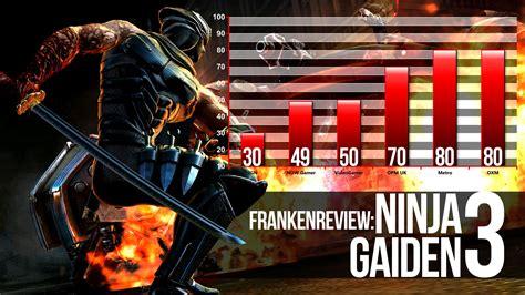 Game Critics Punish Ninja Gaiden 3 For A Change Kotaku