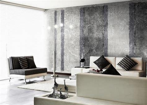 Tapeten Für Wohnzimmer Beispiele wohnzimmer tapezieren beispiele