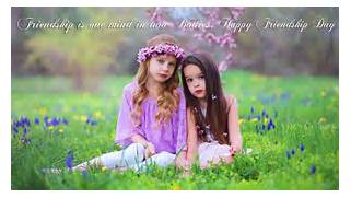 Best Friend Forever Quotes For Girls Cute girls friends forever hd