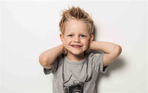 fun trendy boy haircuts occasion