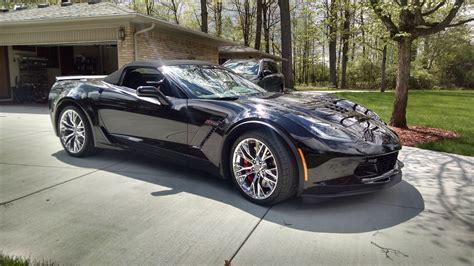 2016 Zo6 Corvette Convertible