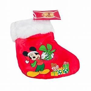 Mini Boule De Noel : mini chaussette de no l disney mickey boule et d co de sapin eminza ~ Dallasstarsshop.com Idées de Décoration