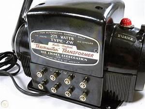 Lionel Pw Zw 275w Transformer W  Box  Instructions Early