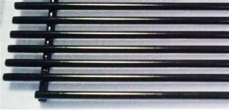 porcelain enamel coated cooking grate replacement  dcs bbq grill models    stainless