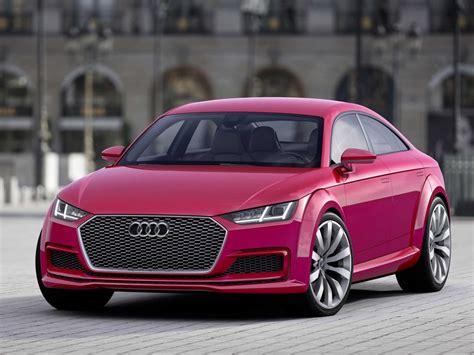 Audi Just Released A Sexy 4 Door Tt