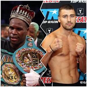 Boxing Adonis Stevenson Vs Oleksandr Gvosdyk Ordered By