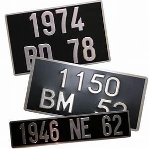 Acheter Plaque Immatriculation : plaque d 39 immatriculation auto noire format us 30 5 x 15 5 cm ~ Gottalentnigeria.com Avis de Voitures