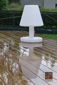 17 best images about light lampes fatboy edison on pinterest models paris and poufs for Terrasse lampe