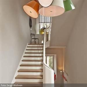 Wandgestaltung Treppenhaus Einfamilienhaus : 17 best images about marset lighting on pinterest lighting floor lamps and disco ball ~ Markanthonyermac.com Haus und Dekorationen